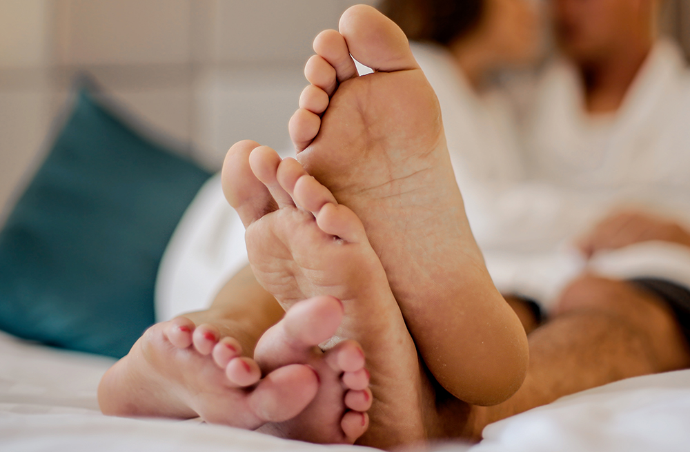 5 Things To Know About Diabetes And Foot Ulcers